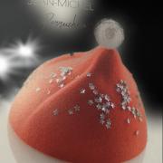 Gâteau Bonnet du Père Noel